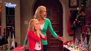 Dog With A Blog - Hilarious Christmas Tree Fail - Disney Channel Uk Hd