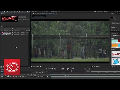 Coming To After Effects – Creative Cloud Libraries | Adobe Creative Cloud