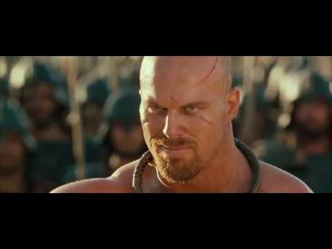 TROY - Agamemnon summons Achilles to fight for him *HD ''2004 film''