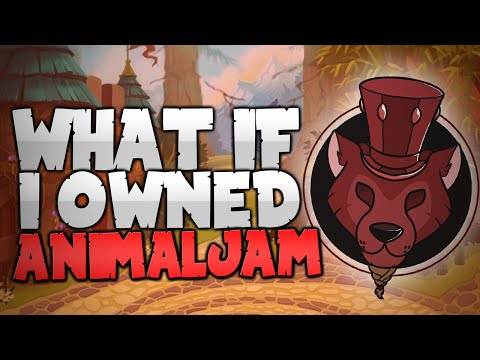 WHAT IF APARRI OWNED ANIMAL JAM?