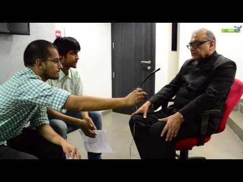 Interview with Markandey Katju, former Supreme Court judge
