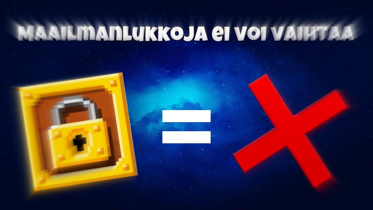 Download Maailmanlukkoja ei ENÄÄN kohta voi vaihtaa!! Uusi päivitys pian!   Pixel Worlds Suomi  