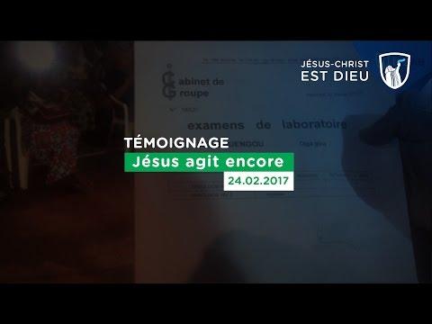Jésus agit encore  - Gabon (Shora KUETU - 24/02/17)