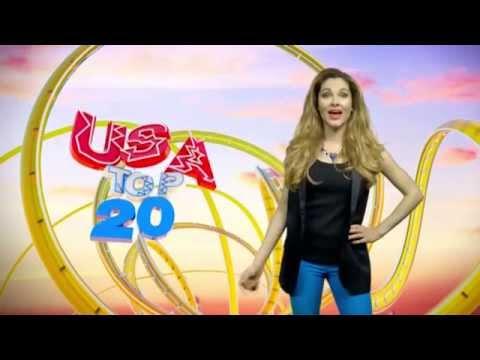 USA TOP 20 с Юлией Тойвонен на канале Music Box UA (эфир от 20.04.15)