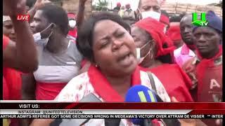 Kaase Angola: Wood Workers Protest Evacuation screenshot 4