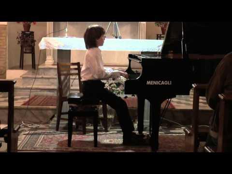 Yoav Levanon (10) Plays Debussy: Jardins Sous La Pluie