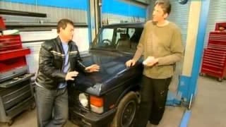 Махинаторы Range Rover Series I ч.2