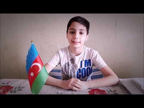 Уроки азербайджанского языка. Приветствия. Урок 1