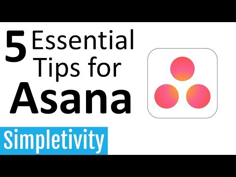 5 Asana Tips That Will Save You Time (Task & Project Management)