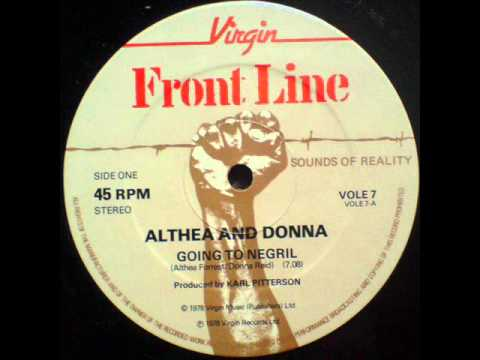 Althea & Donna - Going To Negril