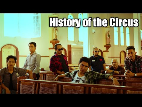 Story of unique Rock n Roll band Indonesia Dd Crow n The Circus