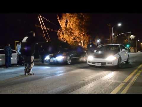 Elmer's CRX vs AxelBuilt Civic EG