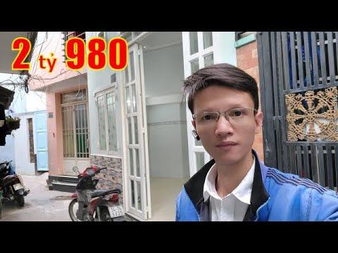Chính chủ Bán Nhà Hẻm 125 Nguyễn Thị Tần P2 Quận 8, Gần Chợ Rạch Ông