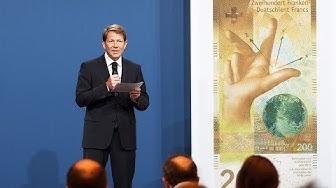Die neue 200-Franken-Note: Präsentation - Le nouveau billet de 200 francs: présentation