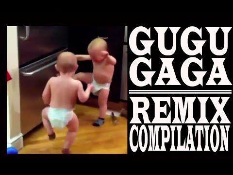 Baby Gugu Gaga - Remix Compilation