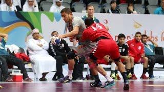 الشوط الثاني | لخويا 33 - 22 مسقط العماني | البطولة الآسيوية لكرة اليد2016