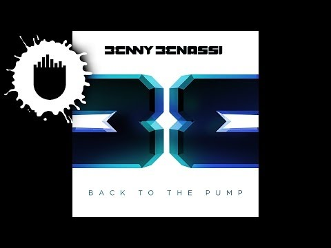 Benny Benassi - Back to the Pump (Cover Art)
