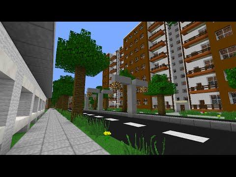 Русский город в Minecraft - 133 - Францбург