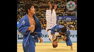 Ono Shohei's Top 20 Ippons on the IJF World Judo Tour
