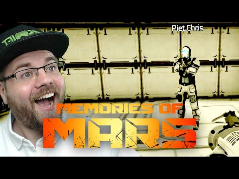 Unser erstes Haus 🎮 Memories of Mars #4