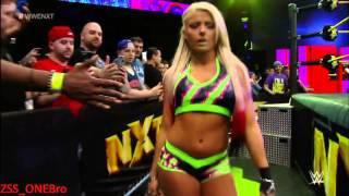 Sexy ALexa Bliss Entrance NXT
