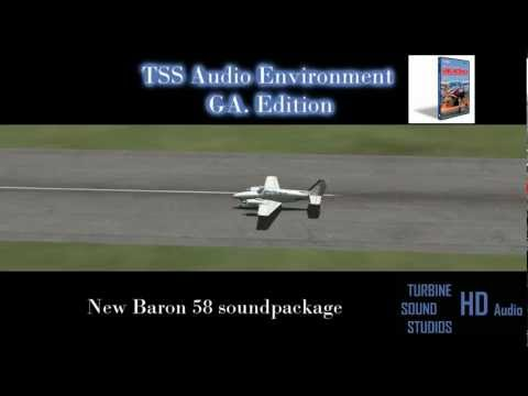 TSS Audio environment - General aviation edition - Part 2