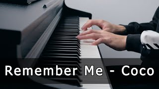 Remember Me - Coco (Piano Cover by Riyandi Kusuma) видео