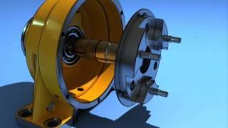 видео Мотор-редуктор планетарный  | Купить в компании «Мир Привода»