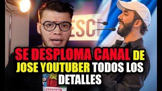IMPRESIONANTE RESPUESTA DE Walter Araujo a José Youtuber