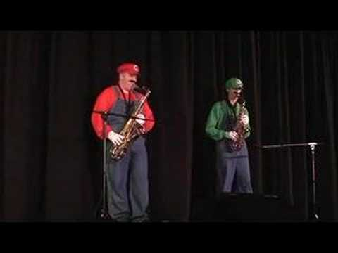 Super Saxophone Brothers