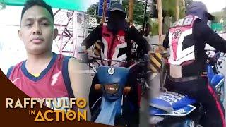 VIRAL VIDEO NG TRAFFIC ENFORCER NA NANG-AGAW NG MOTOR.