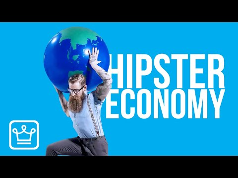 15 Things You Didn't Know About The HIPSTER ECONOMY