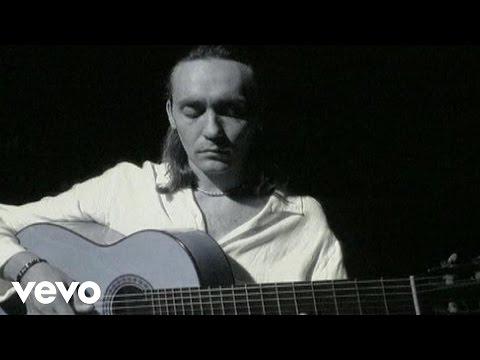 Vicente Amigo  Tres Notas Para Decir Te Quiero Video