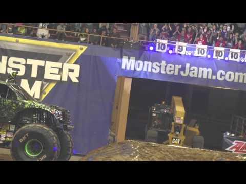 Monster Jam featuring AMSOIL Series [Round 7 - West Series] - Albuquerque, NM