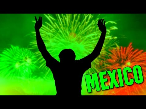 What kind of FREEDOM do I feel in Mexico?