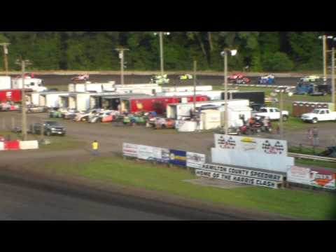 Sport Mod Bmain 1 @ Hamilton County Speedway 07/11/17