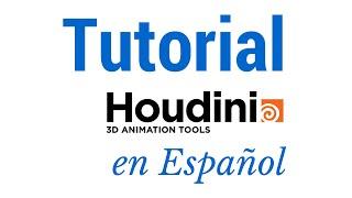 Tutorial Partículas Houdini FX 2015 en Español