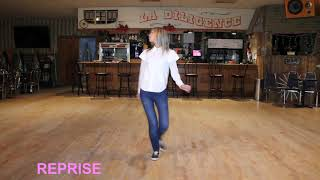 Kane Brown / Lose It Line Dance Démo Video