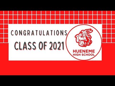 Hueneme High School Graduation 2021