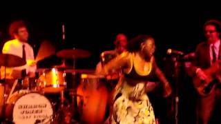 Sharon Jones And The Dap Kings - May 6, 2010 - Richmond Va - Maymont Park Part 4