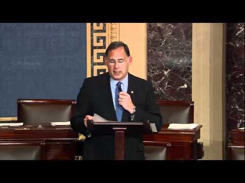 Sen. John Boozman Pushes for Jobs Legislation