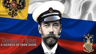 РУССКО-ЯПОНСКАЯ ВОЙНА! - Darkest Hour: A Hearts of Iron Game