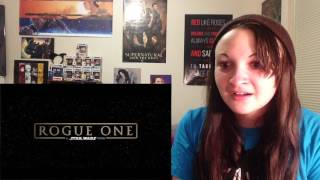 Rogue One: A Star Wars Story - Final Trailer Reaction!!!