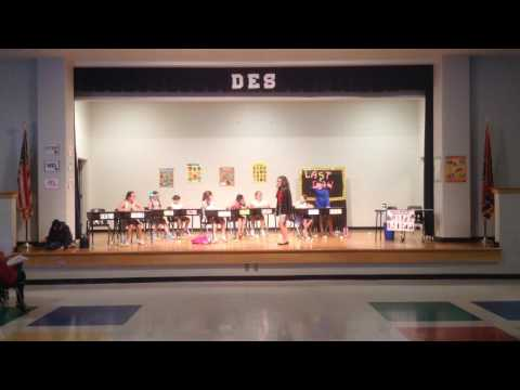 2017 Donelson Elementary School Summer Drama Camp Performance of Laffin' School