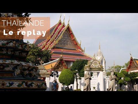 Thaïlande, la route des rois - #fautpasrever (émission intégrale)