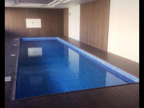 Спа с бассейном