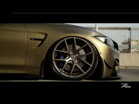 BMW M4 | Z-Performance 9 in Matte Bronze