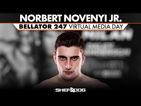 Norbert Novenyi jr | Virtual Media Day Interview | Bellator 247