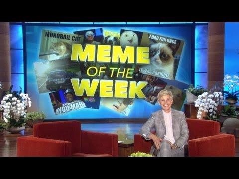 hqdefault ellen's meme of the week youtube
