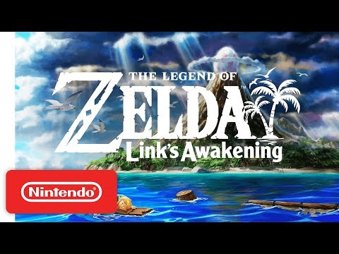 The Legend of Zelda: Link's Awakening is coming to Nintendo Switch in 2019